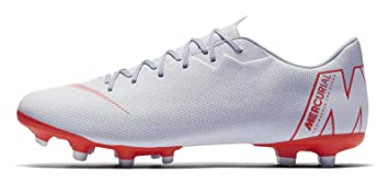 7a20ebec0ed Nike Unisex Adults' Mercurial Vapor Xii Academy Mg Fitness Shoes ...