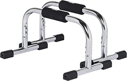 Jfit Pro Push-up Bar Great Range Of Motion and Protected Wrists J Fit 20-0610