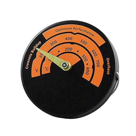 Magnético estufa termómetro horno termómetro magnético 0 - 500 y ...
