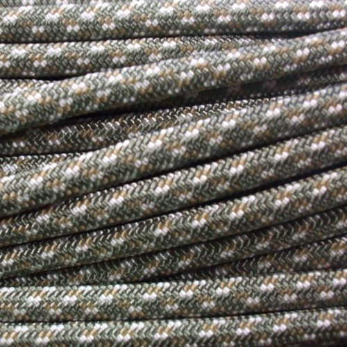 Army Universe ACU Camouflage 550LB Military Nylon Paracord Rope 100 Feet by Army Universe (Image #2)