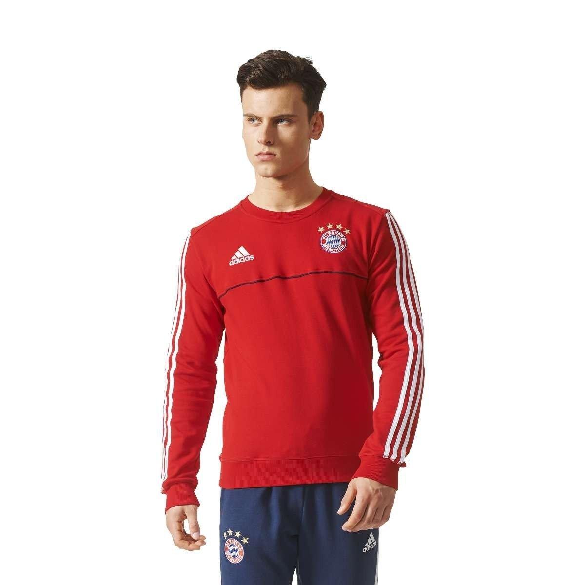 Adidas FC Bayern München Herren Sweatshirt