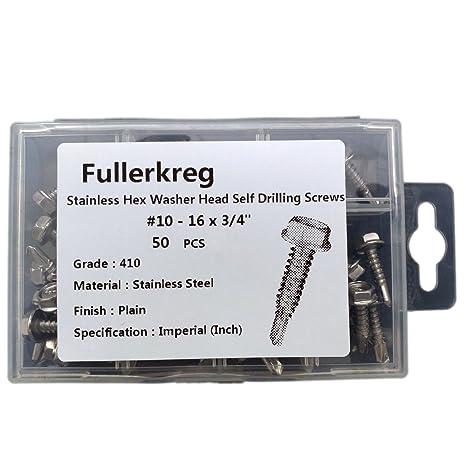 FullerKreg #10 x 3/4