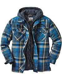 Men's Maplewood Hooded Shirt Jacket