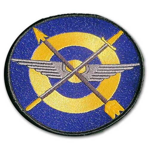 55th Fighter Squadron 20 Fighter Group; WGC1177 (55th Fighter)