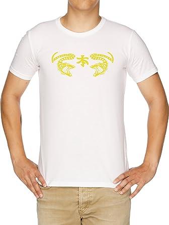 Vendax yo A.m Ninja Brian Camiseta Hombre Blanco: Amazon.es ...