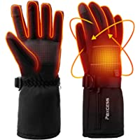 Paxcess 4000mAh Rechargeable Battery Heated Gloves