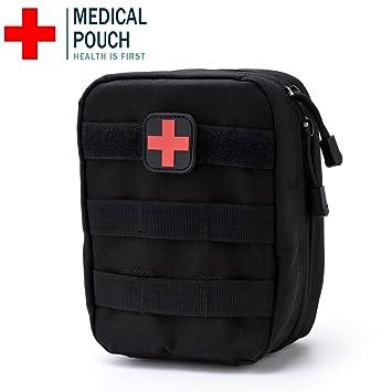 afc1f80ba54 Trousse Molle de Premiers Secours Sac Médical d Urgence de Survie Sac à Dos  Tactique