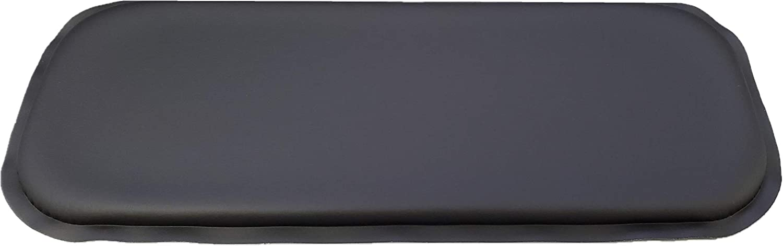 "ULTRAGEL""Gaming"" Super Comfy Wrist Rest Gel Pad (SLIM 5x12.5, Black)"