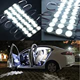 AMBOTHER-30-LED-White-Interior-Lights-Lamp-Kit-For-LWB-Van-Trailer-Lorries-Sprinter-Ducato-Transit-VW-with-LED-Project-Lens-10-Modules