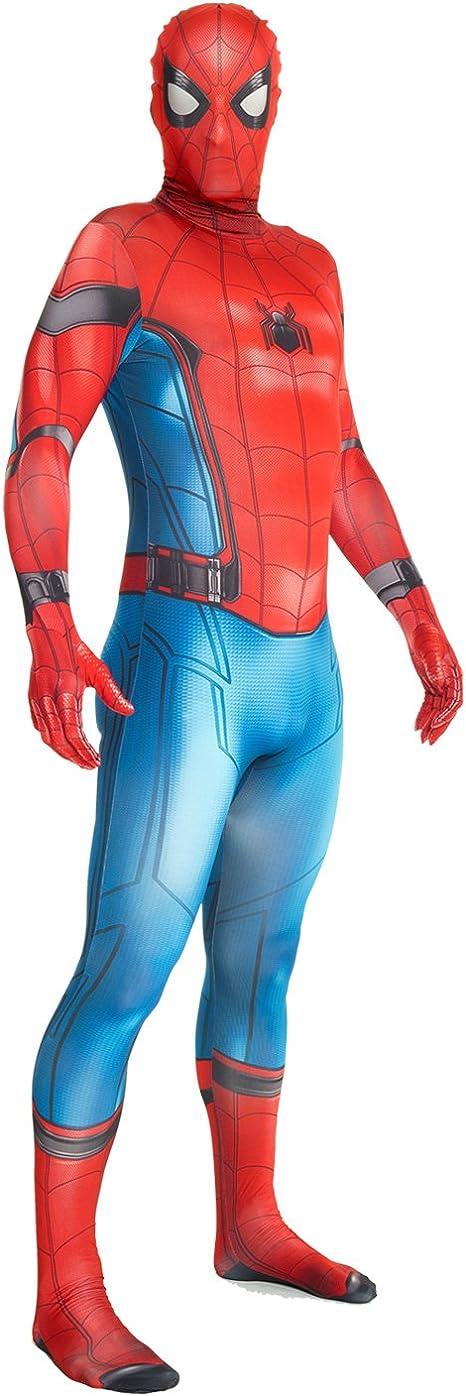 Morphsuits Disfraz de mlsphl 163 – 175 cm oficial Spiderman ...