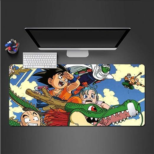 zfkdsd Chico Moderno Dibujos Animados Anime Mouse Pad Game ...