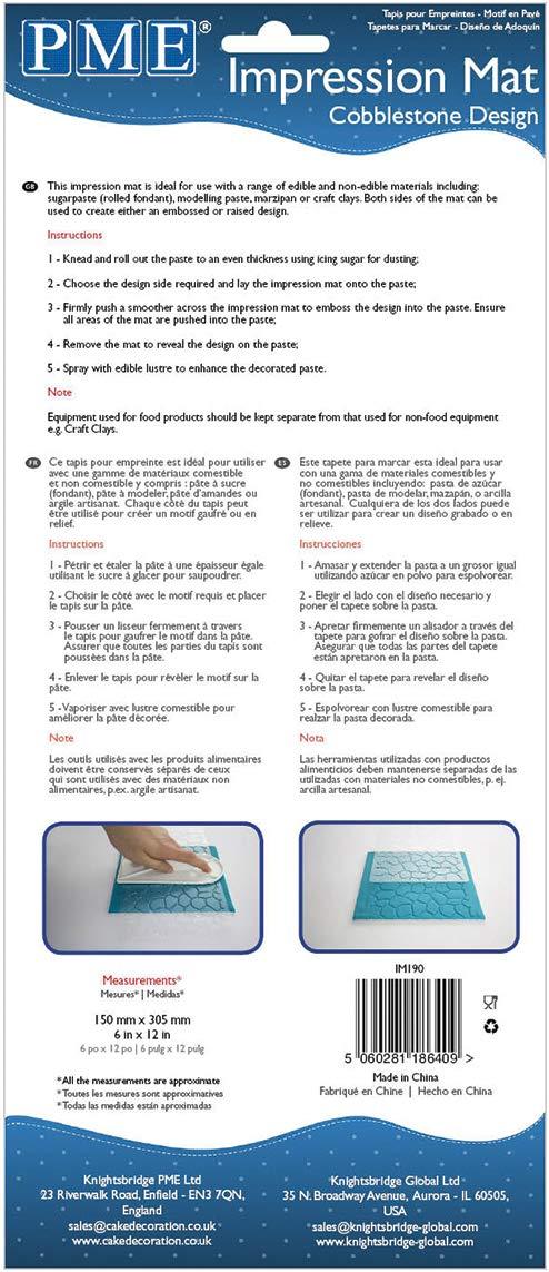 PME IM190 Scrapbooking, One Size, Transparent
