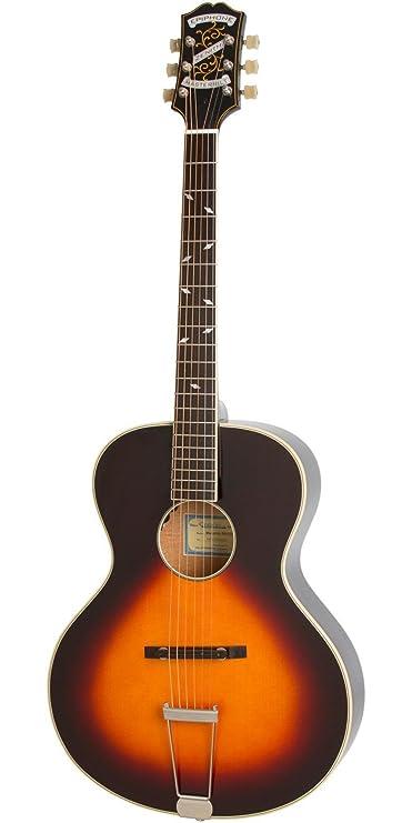 Masterbilt Century Zenith Vintage Sunburst: Amazon.es: Instrumentos musicales