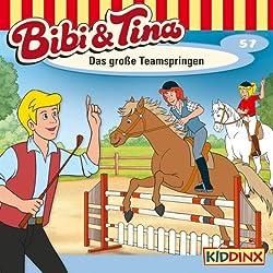 Das große Teamspringen (Bibi und Tina 57)