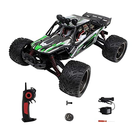 RC Control Remoto 1/12 RC 2WD 2.4GHz Racing, 38KM / H Radio
