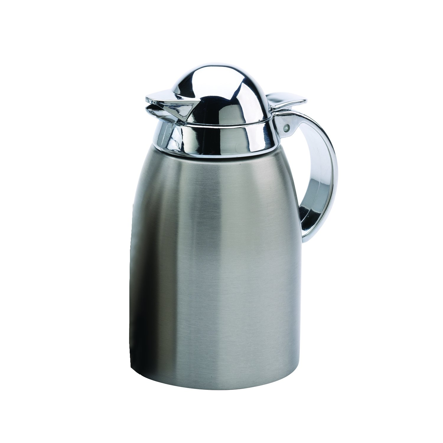 Service Ideas SC85 Condiment Creamer Server, Stainless Steel, 8 oz. by Service Ideas