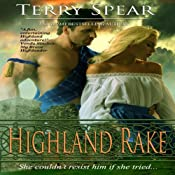 Highland Rake: The Highlanders, Book 3 | Terry Spear
