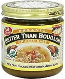 Better Than Bouillon, Organic Chicken Base, 8 oz