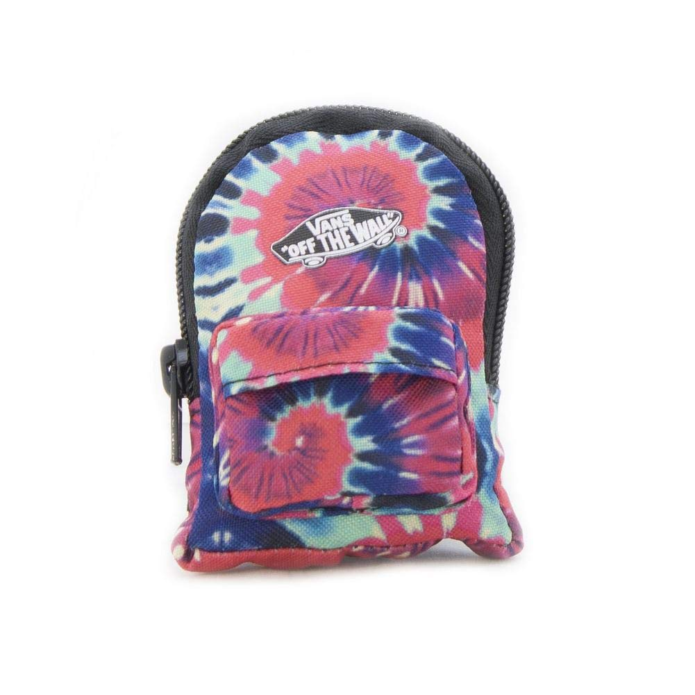 Vans Llavero Backpack Key Tie Dye Negro OSFA (Talla única ...