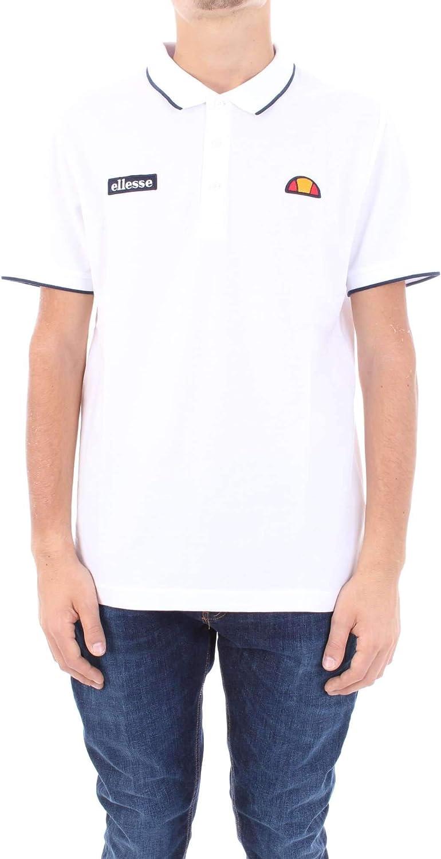Ellesse - Polo - para Hombre Bianco XXL: Amazon.es: Ropa y accesorios