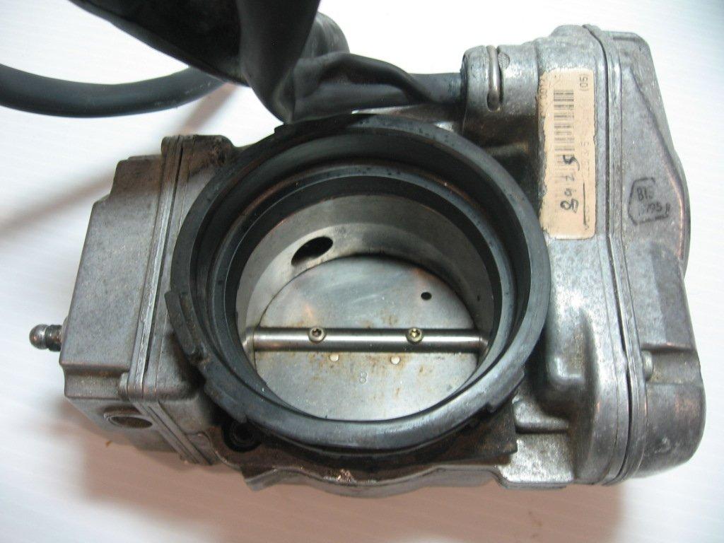 0001418925 Mercedes Benz W140 Throttle Body Actuator 1992 Mercedesbenz 400se Engine Wiring Harness Genuine Fuel Delivery W Asr 92 95 Tps Position Sensor Automotive
