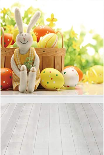 Yeele-Easter-Backdrop 8x10ft Happy Easter Photography Background Photo Backdrops Pictures Studio Props Wallpaper