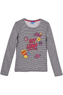 Soy Luna Printed T-Shirt with Long Sleeves