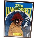 Baker Street Mystery Game Board Game