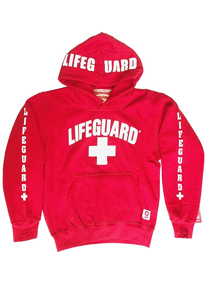 LIFEGUARD Official Kids Pullover Hoodie 755k