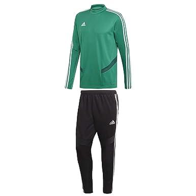 adidas Herren Trainingsanzug TIRO 19: : Bekleidung