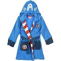 Suncity Bata coralina de Capitán América Talla 4