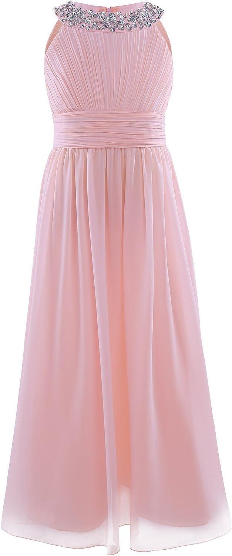 Freebily Freebily Kleid für Party, Hochzeit, Taufe, Schulabschluss