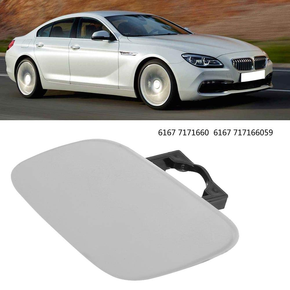 Front Headlight Washer Cover Cap Lamp Flap Bumper Trim for 3-Series E92 E93 6167 7171660 Left Washer Cover