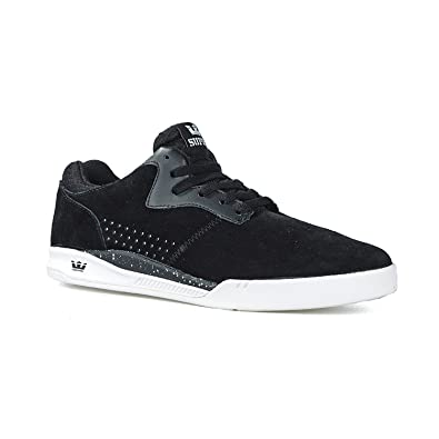 Supra Skateboard Shoes Quattro Black-White 13 JeHGYOc