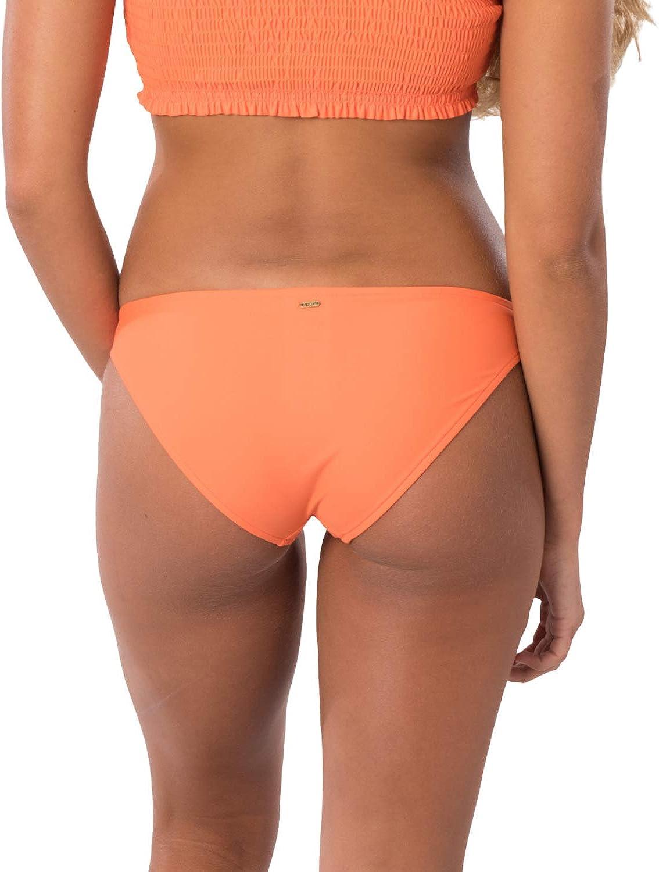 Rip Curl Womens Classic Surf Eco Full Coverage Bikini Bottom Bikini Bottoms