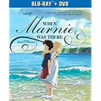 When Marnie Was There on Blu-ray + DVD