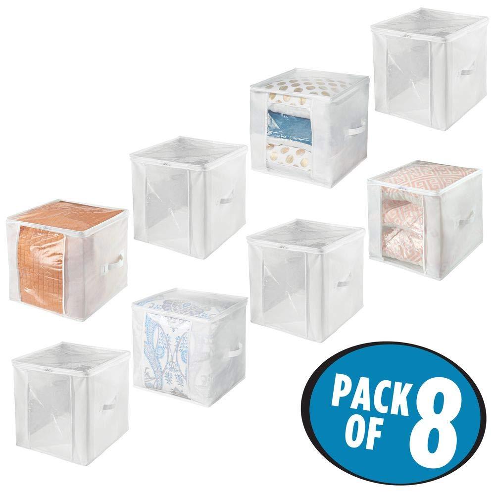 Amazon.com: mDesign StorageZipCube: Home & Kitchen