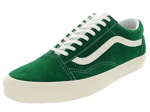 92ac57811e04af Vans Unisex Old Skool (Vintage) Evergreen Skate Shoe 11.5 Men US   Amazon.ca  Shoes   Handbags