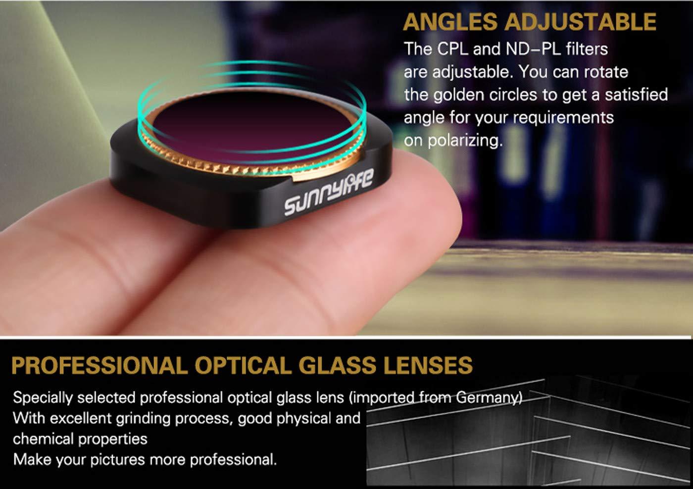 Baoblaze Anti Scratch Lens Protector Circular Polarizer Cpl Camera