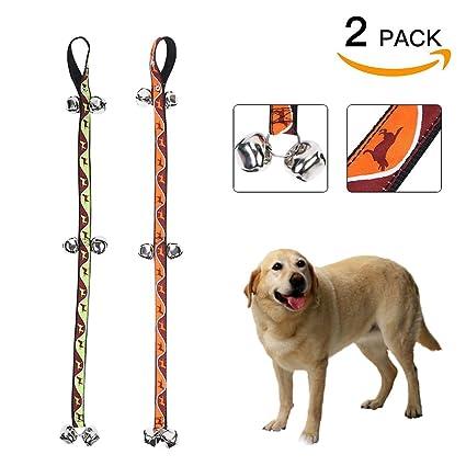 Amazon Watta Dog Doorbells For Potty Training 2 Pack Dog