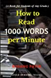 How to Read 1000 Words per Minute: Speed Reading Tricks