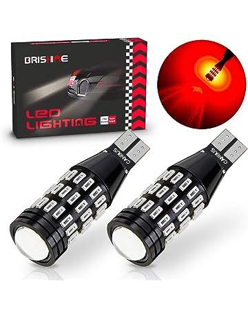 BRISHINE 1500 Lumens Extremely Bright Canbus Error Free 921 912 906 904 T15 W16W LED Bulbs