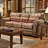 American Furniture Classics Sierra Lodge Sleeper Sofa For Sale