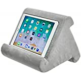 Tablet Pillow Stand - AUMA Multi-Angle Soft Pillow Holder for iPads, Tablets, eReaders, Smartphones, Books, Magazines on…