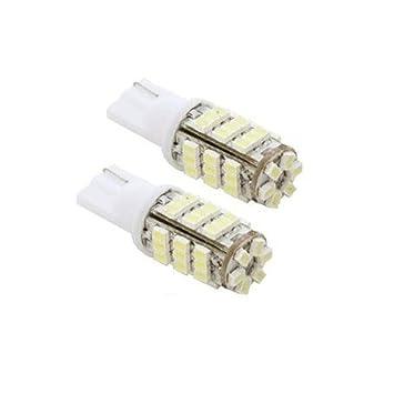 amazon com sannysis 2pcs 42 smd t15 12v led replacement light bulbsamazon com sannysis 2pcs 42 smd t15 12v led replacement light bulbs white for car light baby