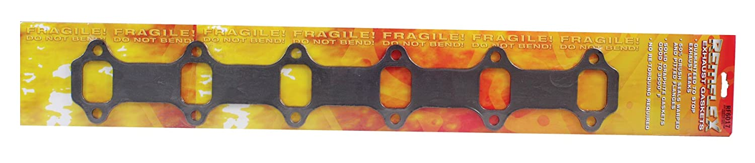 Remflex 6017 Exhaust Gasket for Mopar L6 Engine