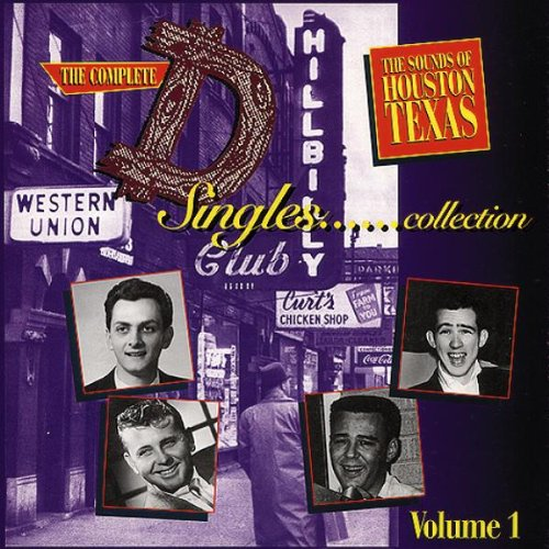 The Complete 'D' Singles Collection Vol. 1