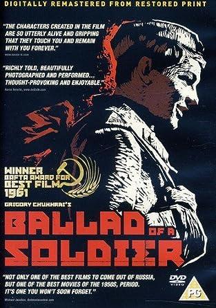 Ballad of a Soldier: Amazon.fr: Vladimir Ivashov, Nikolai ...