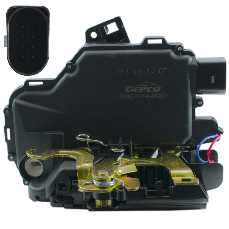 Tü rschloss Zentralverriegelung 3B1837016A GEPCO Advanced Technology