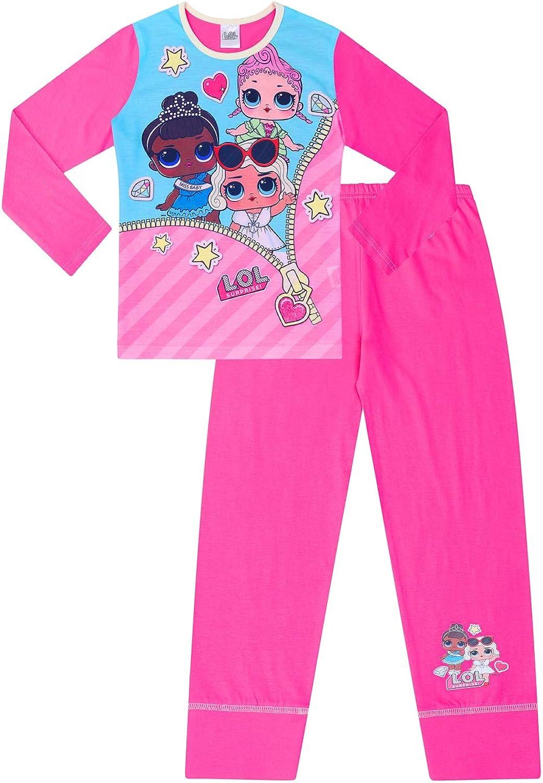 Pijama oficial LOL Surprise para niña Go LOL rosa 30186